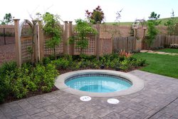 Custom Feature #019 by Wells Pools