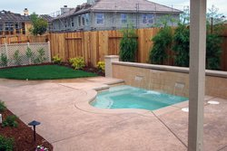 Custom Feature #020 by Wells Pools