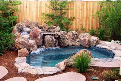 Custom Feature #023 by Wells Pools