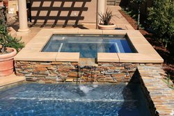 Custom Feature #029 by Wells Pools