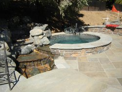 Custom Feature #030 by Wells Pools
