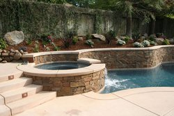 Custom Feature #031 by Wells Pools