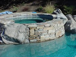 Custom Feature #033 by Wells Pools