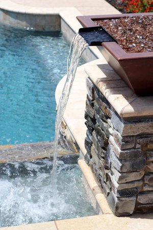 Custom Feature #053 by Wells Pools