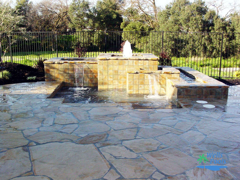 Custom Water Features, Sacramento, Folsom, El Dorado Hills, Roseville