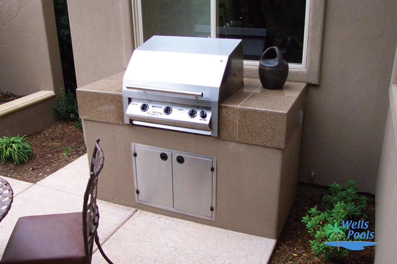 Eldorado Outdoor Kitchen Outdoor Living Outdoor Kitchens Fireplaces Fire Pits Stonework