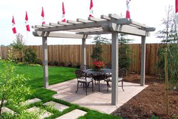 Custom Outdoor Structure #004 by Wells Pools