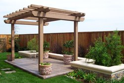 Custom Outdoor Structure #005 by Wells Pools