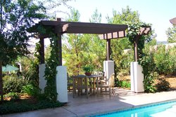Custom Outdoor Structure #007 by Wells Pools