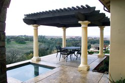 Custom Outdoor Structure #008 by Wells Pools