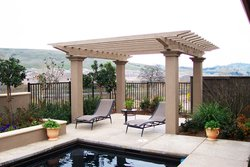 Custom Outdoor Structure #009 by Wells Pools