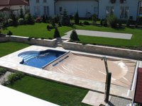 Pool Cover #009 by Wells Pools