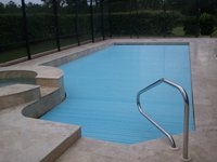 Pool Cover #012 by Wells Pools