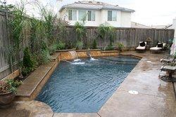 Small pool construction sacramento folsom el dorado for 10x20 pool design