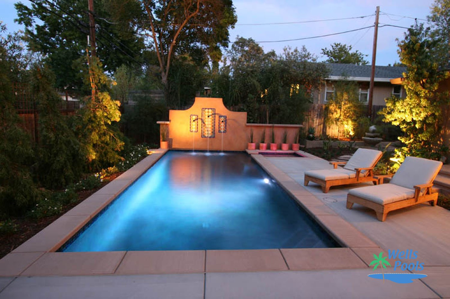 Small pool construction sacramento folsom el dorado for Ideas for a pool