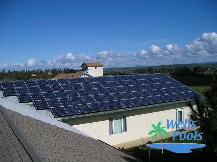 Solar Heating Systems And Installation Sacramento Folsom