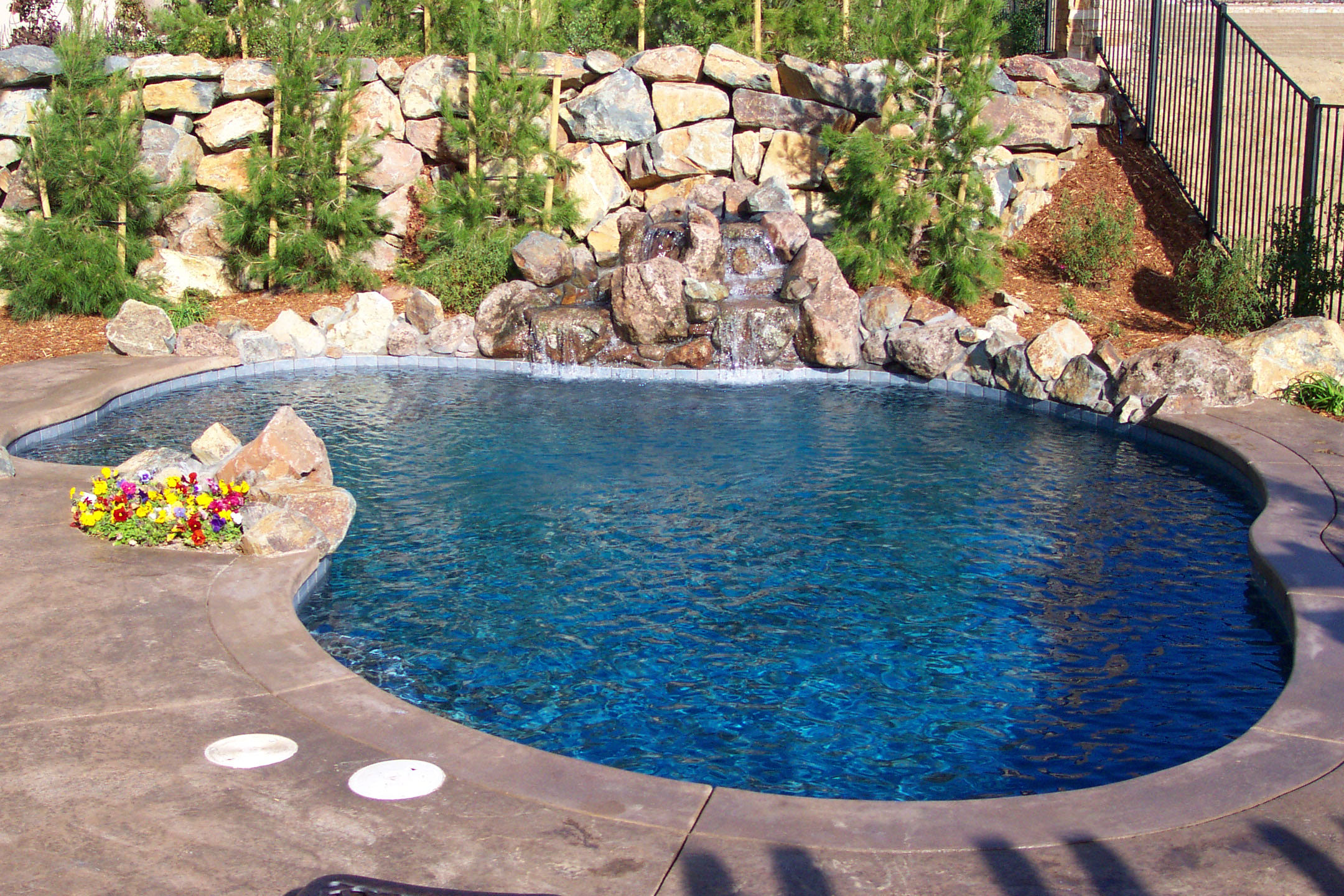 Pools Pool And Spa Builder Sacramento New Pool Construction Pool